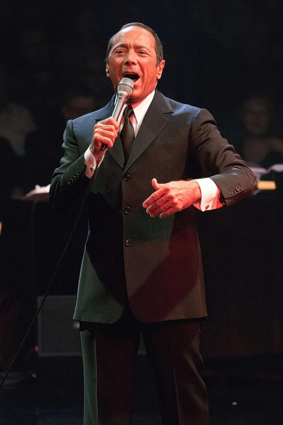 Paul Anka is one of the artists who