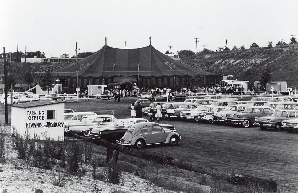 The Westbury Music Fair, born June 18, 1956,