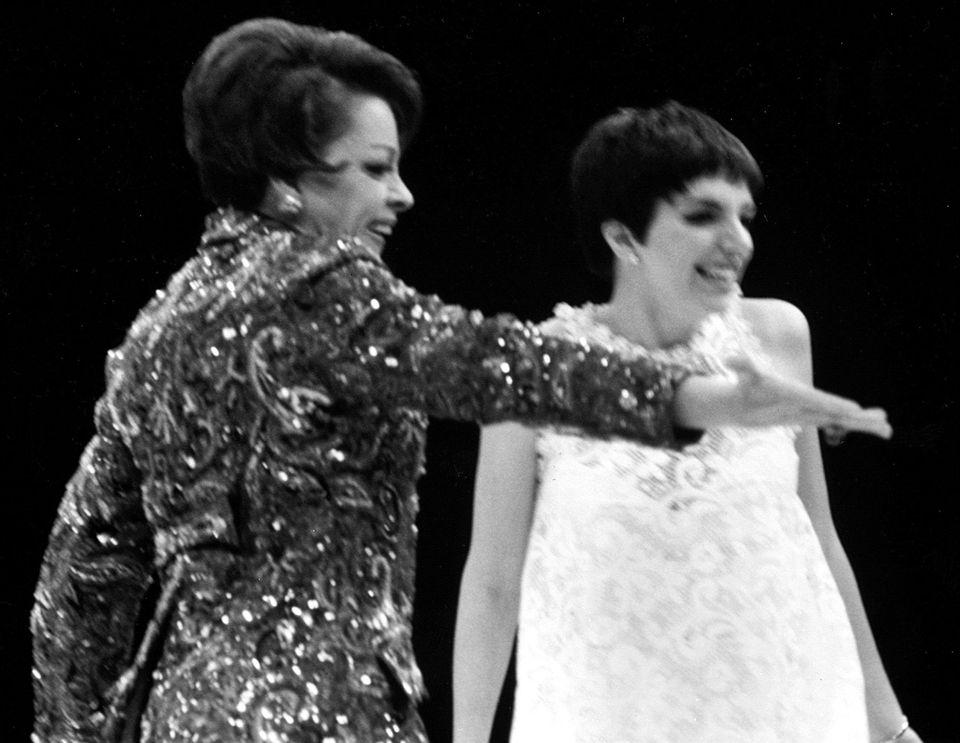 1967 Westbury Music Fair: Judy Garland came to