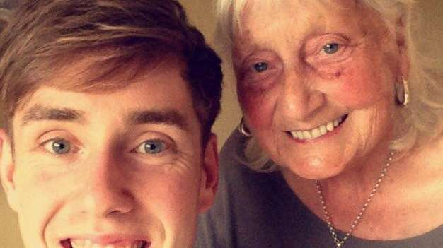 Ben's grandmother, May Ashcroft, knows being polite is