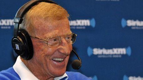 Lou Holtz at the SiriusXM PGA Tour Radio