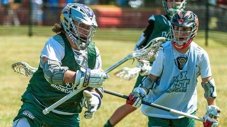 Laxfest rising sophomores from the Green team Brandon