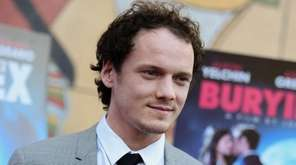 Anton Yelchin (March 11, 1989 -- June 19,