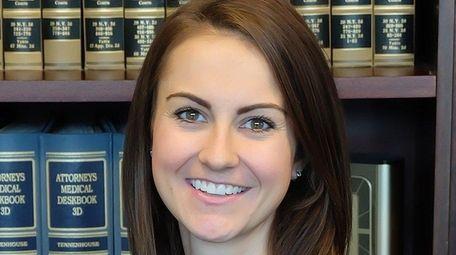 Megan M. Murphy of Farmingdale has been hired