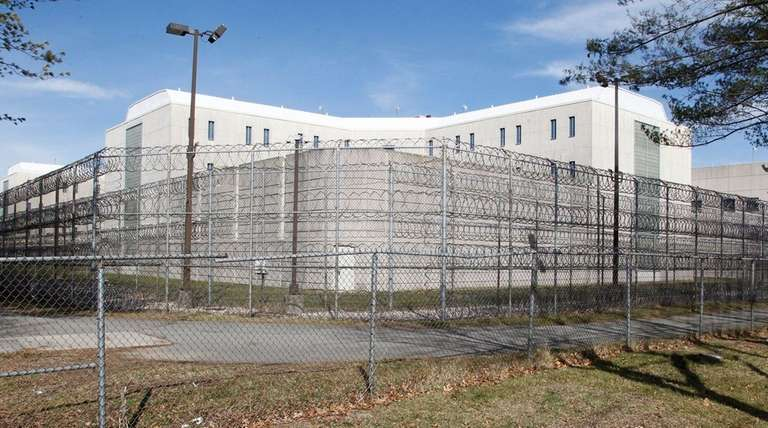 Nassau County Correctional Facility in East Meadow on