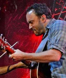 The Dave Matthews Band performs at the Nikon