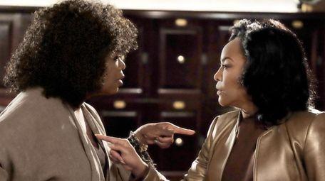 Oprah Winfrey is a blues club owner in
