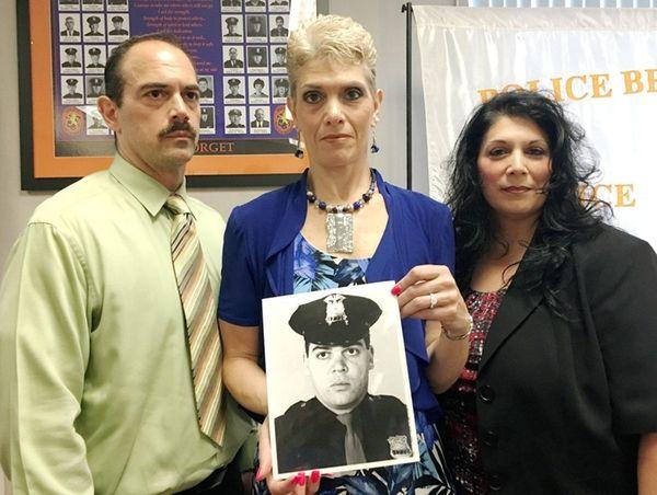 From left, Matthew Giglio, Regina Giglio, and Doreen