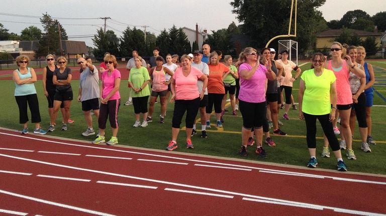The Runstart training program teaches beginning runners about