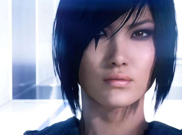Mirror's Edge Catalyst's heroine is Faith Connors, who