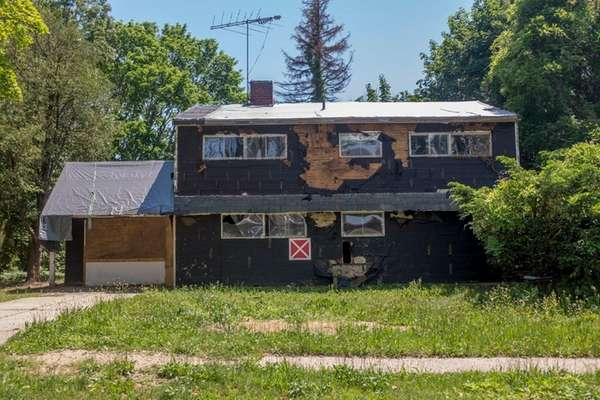 A vacant home in Wantagh on June 7,