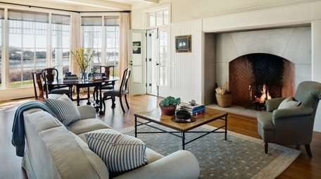 Nearly every room of this sprawling 7,500 square-foot
