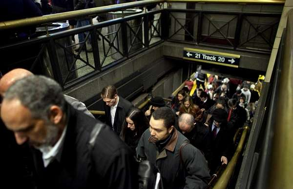 LIRR commuters are experiencing delays and cancellations at