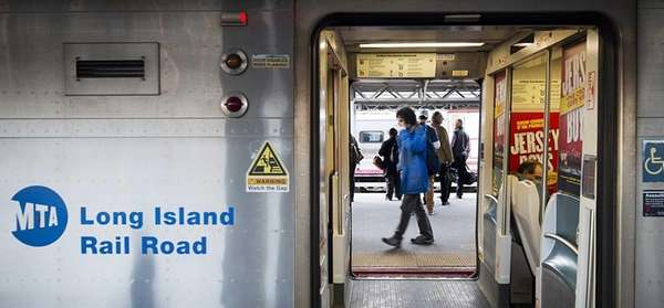 The Long Island Rail Road cancelled all westbound