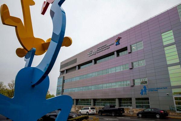 The Steven and Alexandra Cohen Children's Medical Center