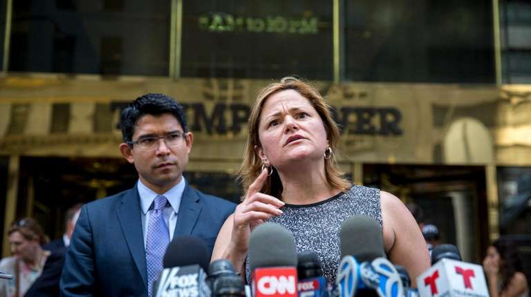 City Council Speaker Melissa Mark-Viverito praised a plan