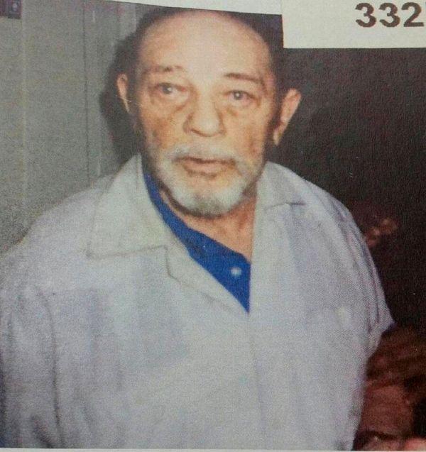 Juan Rodriguez, 91, who lives at the Mayfair
