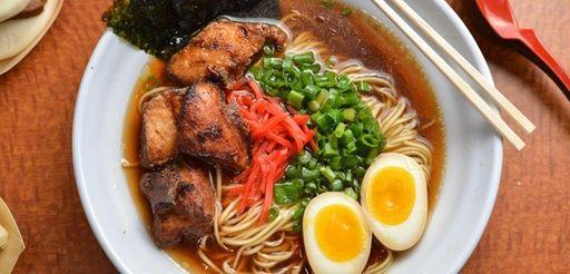 Slurp Ramen, Port Jefferson: Atsushi Nakagawa opened this