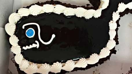 Fudgie the Whale is a best-seller at Carvel,