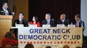 Democratic Rep. Steve Israel's surprise decision not seek