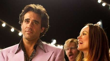 The music is ending for Bobby Cannavale and