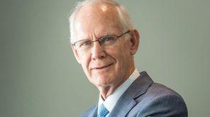 Farmingdale State College President W. Hubert Keen at