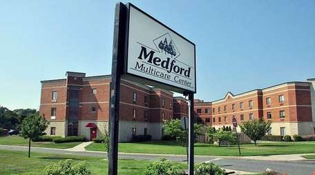 The Medford Multicare Center at 3115 Horseblock Road