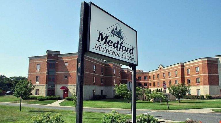 The Medford Multicare Center at 3115 Horseblock Road