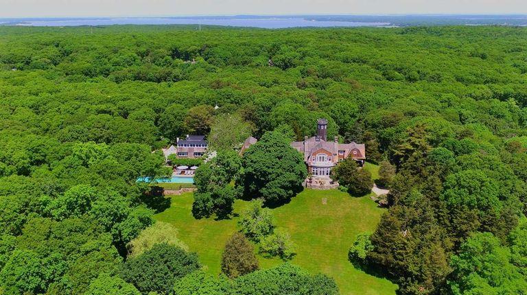 Christie Brinkley is selling her Bridgehampton estate, Tower