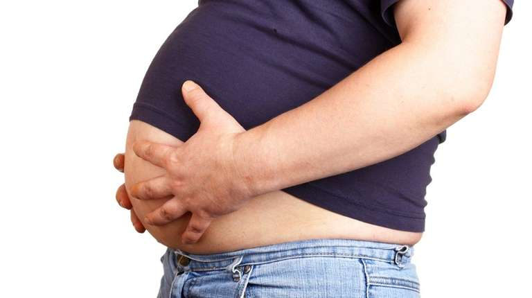 'Visceral fat' accumulates around the internal organs and