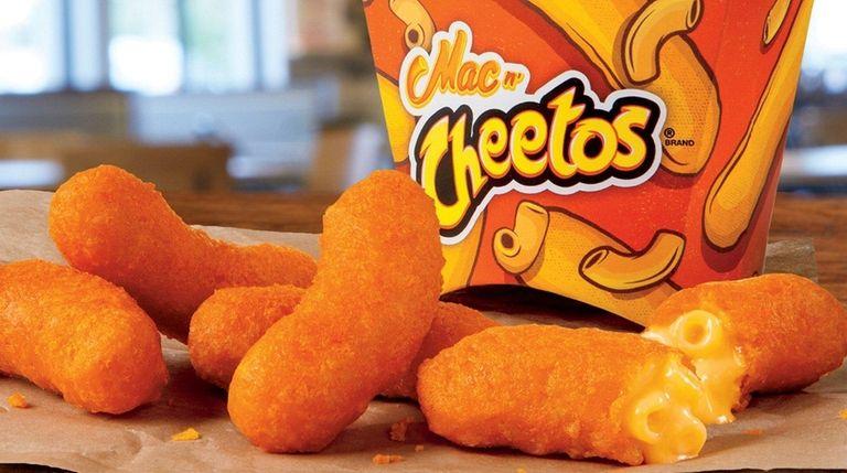 Mac n' Cheetos debuts at Burger King nationwide