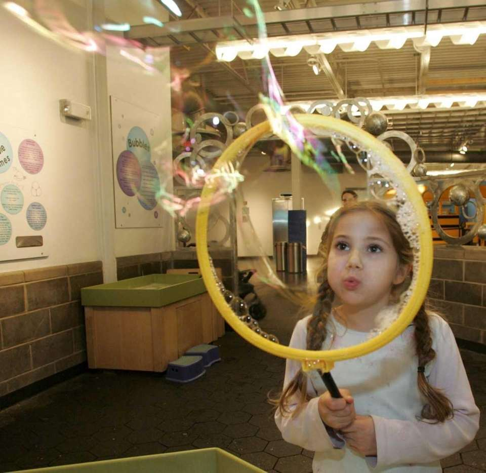You've explored the interactive exhibits at the Long