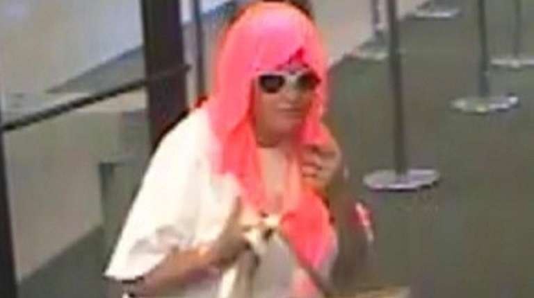 Detectives released this image of a woman who