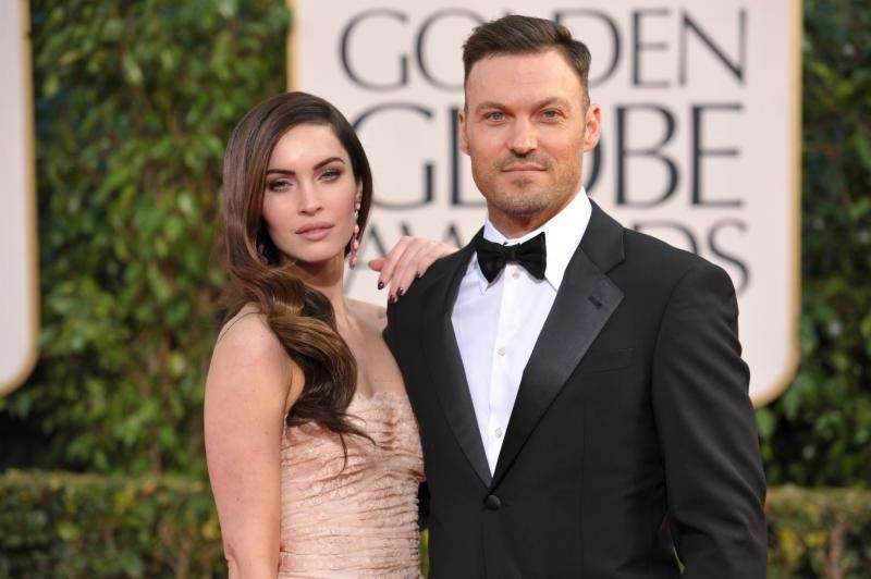 Megan Fox and Brian Austin Green met in
