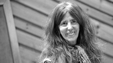 Writer and composer Elizabeth Swados, author of