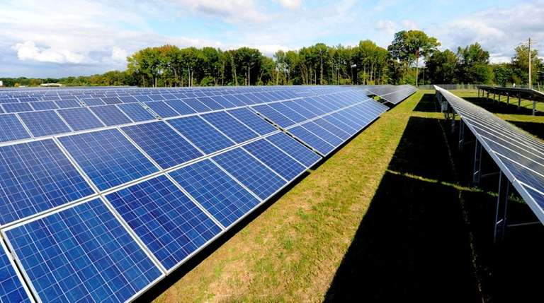 Paradise Solar Energy Center in New Jersey on