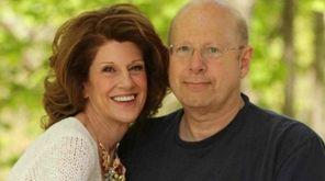 Linda and Don Smith of Smithtown celebrated their