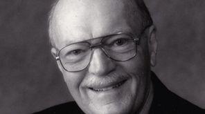 Myron C. Ledbetter, a former biologist at Brookhaven