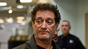 Controversial broadcaster Anthony Cumia leaves First District Court