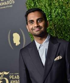 Aziz Ansari criticized presumptive GOP presidential nominee Donald