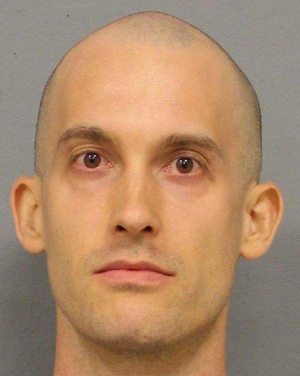 Luke A. Tilsley, 36, of Denver, was arrested