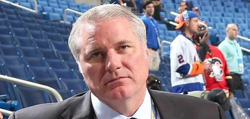 New York Islanders General Manager Garth Snow is
