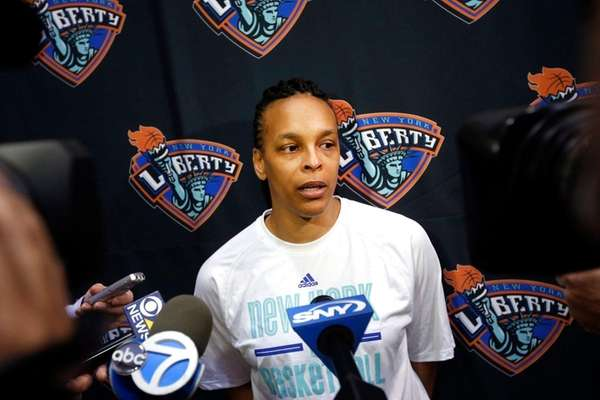 New York Liberty Director of Player Development Teresa
