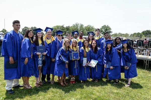 Nine sets of twins in East Meadow High