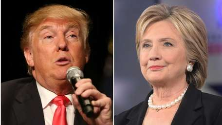 Two major new national polls show Hillary Clinton