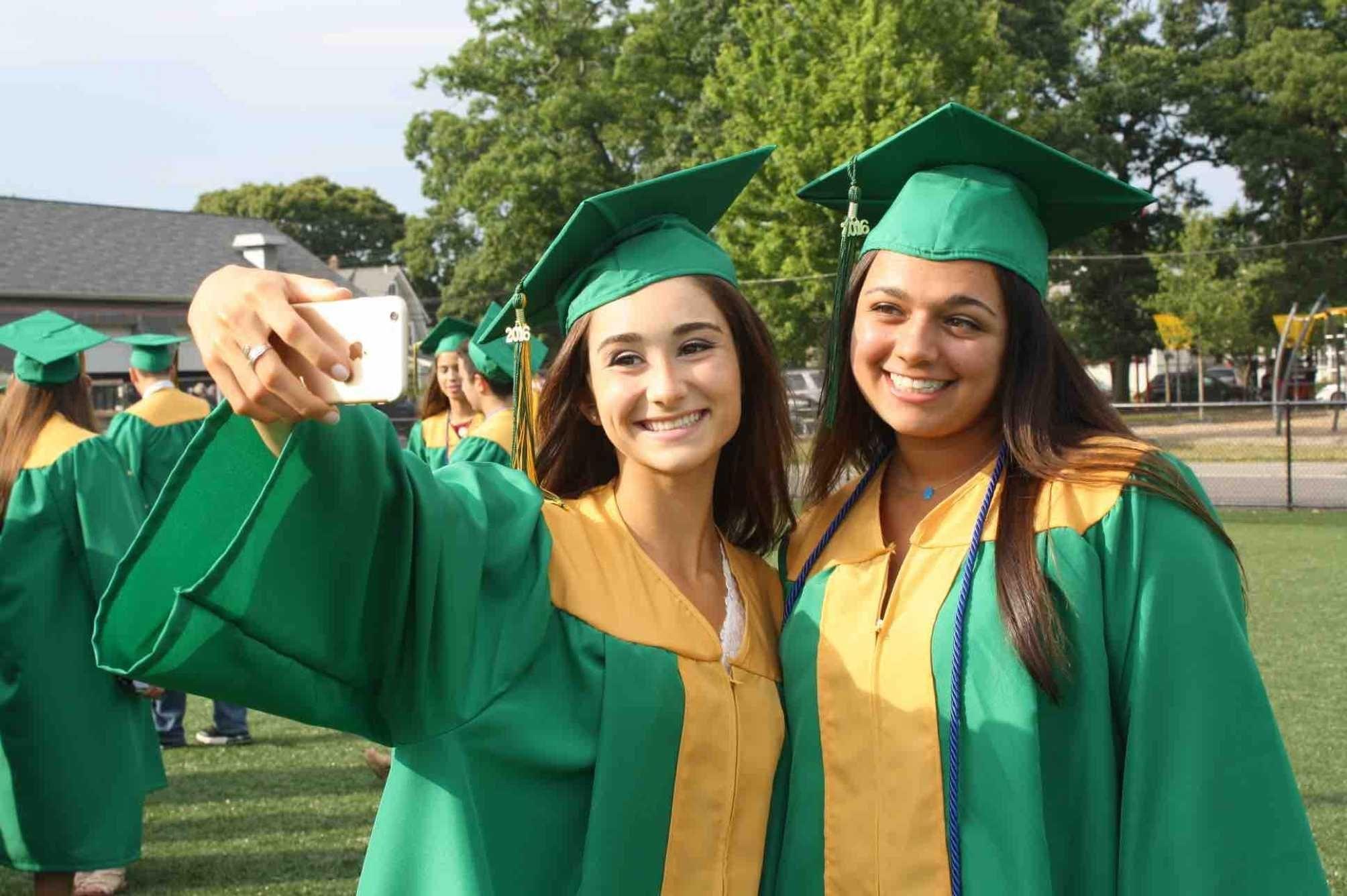 2016 graduation ceremonies