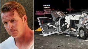 Ryan Gurecki, 34, of Lindenhurst, seen outside the