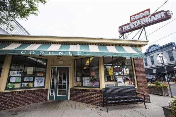 Coronet Luncheonette has closed and the third location