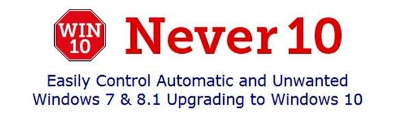 Never10 is a utility that you can use