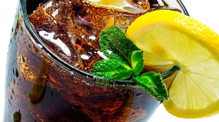 Diet soda may contribute to lowering blood pressure.